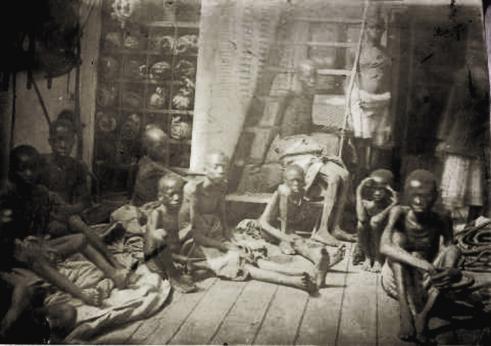 Navio Negreiro - imagens reais
